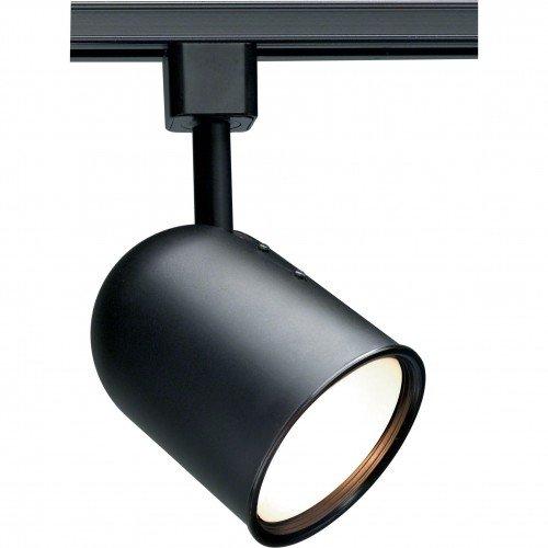 Nuvo TH366 CFL R30 Bullet Cylinder Track Head, Black