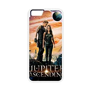 Jupiter Ascending High Resolution Poster iPhone 6 Plus 5.5 Inch Cell Phone Case White Cell Phone Case Cover EEECBCAAK72230