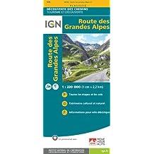 Route des grandes Alpes 2017