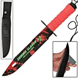 Zombie Slayer Recovery Crew Outdoor Hunting Knife Review