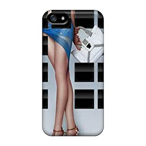 Special Design Back Icon For Iphone Phone Case Cover For Iphone 5/5s