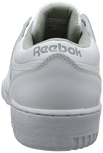 Low Int Scarpe Bianco White Fitness Workout Reebok 000 da Uomo Grey axgTwn