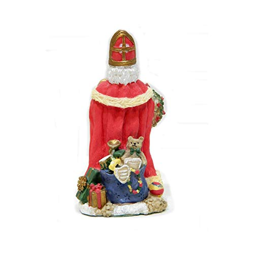 The International Santa Claus Collection 1995 St. Nicholas Austria