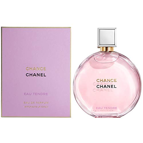 Chance By Chanel 3.4 oz Eau De Parfum Spray For Women (Parfum Channel)
