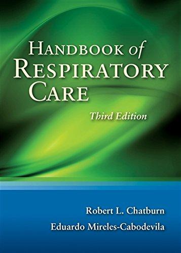 Handbook of Respiratory Care