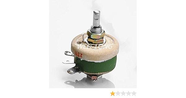OHMITE potentiometer 750 Ohm 25W RHEOSTAT 25 Watt R750-25W-3//4X1//8LB-S-K