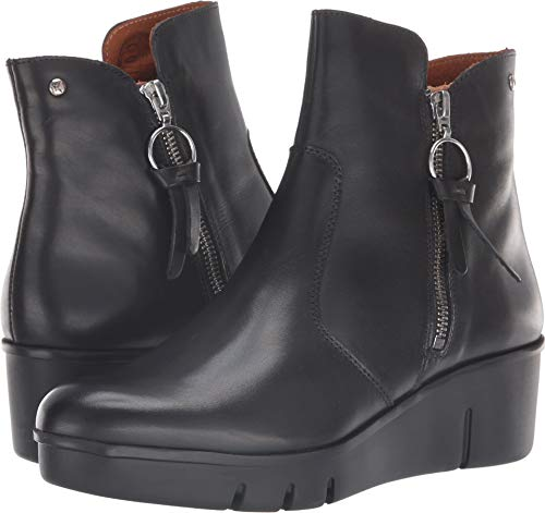 Pikolinos Balerma Wedge Women's Boot 39 M EU Black