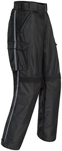 TOURMASTER Flex Law Enforcement Af Motorcycle Pants Black Size:MED(Tall)