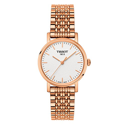 tissot-silver-dial-rose-gold-tone-stainless-steel-ladies-watch-t1092103303100