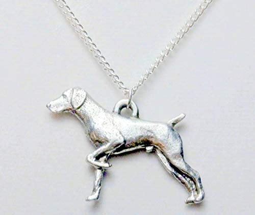 German Shorthair Pointer dog necklace (1509)
