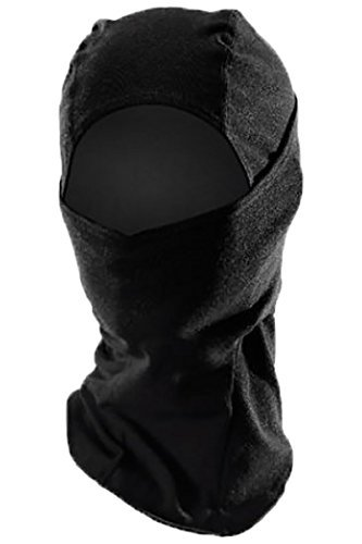 DRIFIRE CAT2 Flame Resistant Cold Weather Balaclava Black, SIZE: UNIVERSAL (Fire Resistant Balaclava)