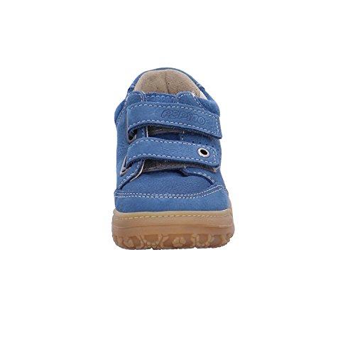 Ricosta Zapatillas de Escalada de Piel Para Niño see