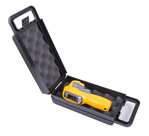 TOOLBOX Travel Hard Case For Fluke 62 Max Infrared Thermometer and Fluke 59 Max IR Handheld Thermometer by CASEMATIX
