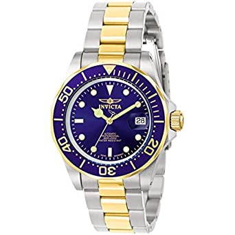 bfa7e74c9 Image Unavailable. Image not available for. Color: Invicta Men's 9310 Pro  Diver Collection Swiss Quartz Watch