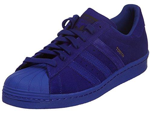 Adidas Mens Superstar 80s City Series Night Flash 8.5