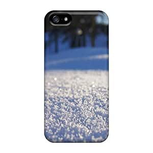 Iphone 5/5s Case Cover With Shock Absorbent Protective Case