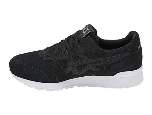 Asics Pour Chaussures De Hommes Noir lyte Gymnastique Gel Blanc CwPTxrBqC