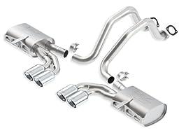 Borla 140428 Cat-Back Exhaust System