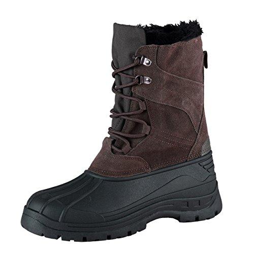 Boot Boot Canadian Uomo TREKK Marrone Star HSM marrone marrone marrone zgqF7Sfw