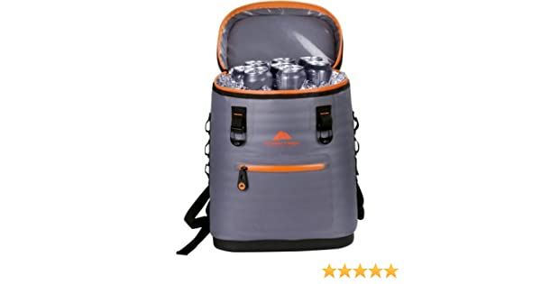 Amazon.com : Ozark Trail Premium Backpack Cooler Is The Ultimate Solution For Outdoor Enthusiast Who Needs The Convenience To Get Up And Go : Garden & ...