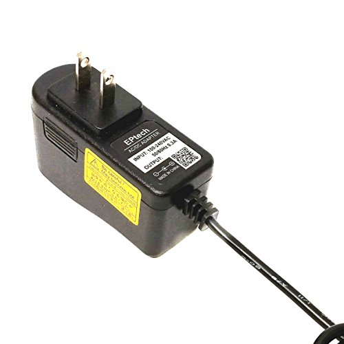 EPtech (6.5 Ft Extra Long) AC Power Adapter For Gold's Gym GGEL649070 STRIDE TRAINER 500 Elliptical 249159