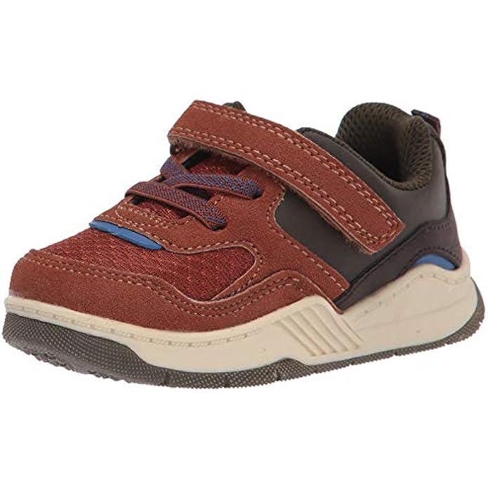 OshKosh B'Gosh Toddler and Little Boys Ignition High Top Sneaker