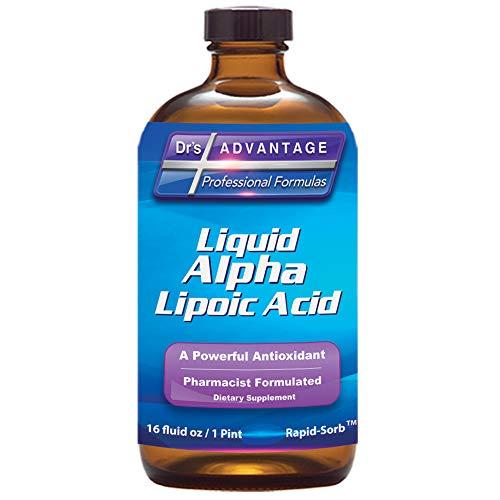 Drs Advantage - Alpha Lipoic Acid 16oz [Health and Beauty]