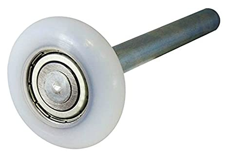 Sistema de cierre de ruedas para puerta de garaje Stanley 73-0790 2 unidades, acero
