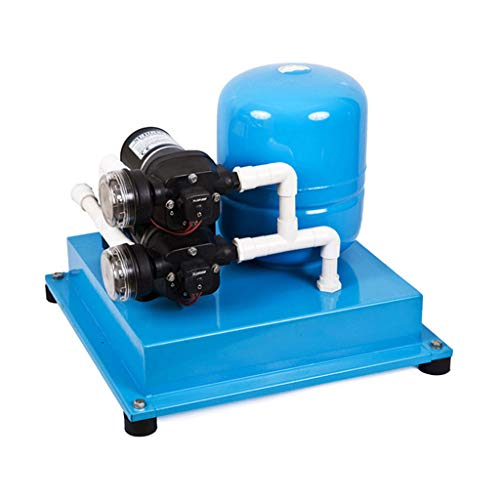 Diaphragm Floating - ZJ- submersible pump Yacht Ship Pressure Tank Water Supply System Automatic Pressure Switch Self-Priming Diaphragm Regulator Water Pump DC 12V/24V && (Size : 12V)