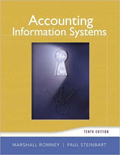 Test bank for accounting information systems 10th edition by ulric.