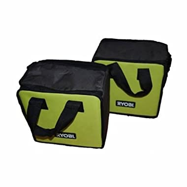 2 Ryobi Tool Bags / Cases; Use for Your 18v One+ Tools