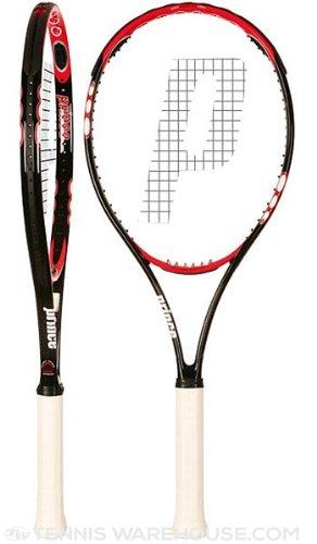 Prince O3 Hybrid Hornet MP Tennis Racquet(4 3/8)