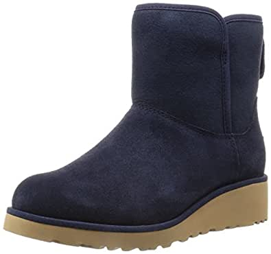 Amazon.com | UGG Women's Kristin Winter Boot | Ankle & Bootie