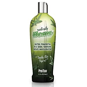 Pro Tan Radically Hemp Ultra Powerful 10X Dark Tan...