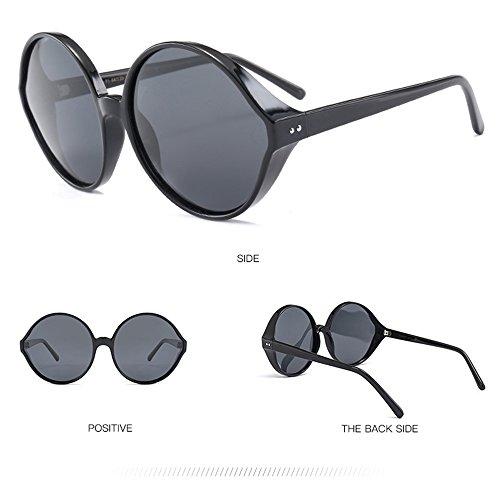 Conducción Europa Gafas Y Unidos Tendencia De Salvaje Mujer Gafas Black Gafas De Sol Polarizadas Moda De Sol Green Estados zgvr0RqgH