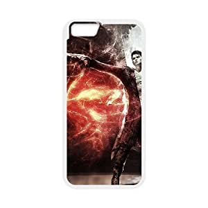 Protective TPU cover case DmC Devil May Cry iPhone 6 Plus 5.5 Inch Cell Phone Case White
