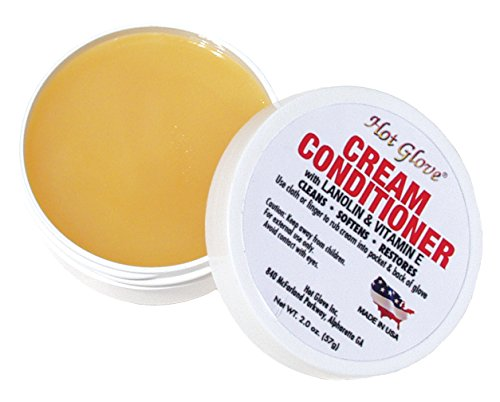 - Hot Glove Cream Conditioner for Glove Maitenance and Glove Leather Care