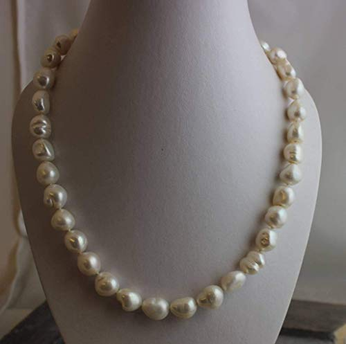Cultured Freshwater Nugget Pearl Necklace 20 inches