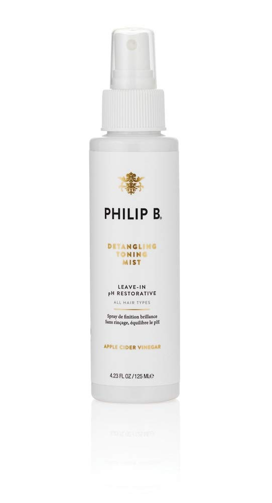 Philip B Detangling Toning Mist Leave-in pH Restorative (4.23 Ounces) by PHILIP B.