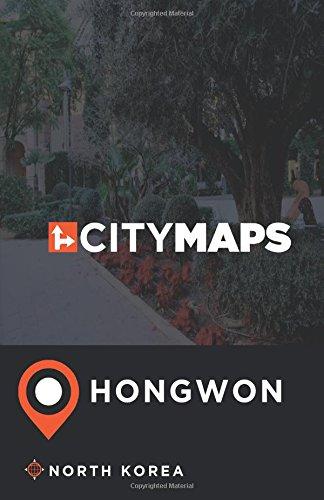 City Maps Hongwon North Korea