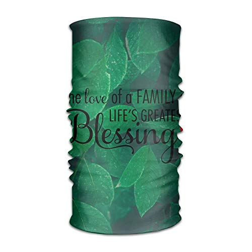 Blessing Unisex Sports Variety Scarf Head Scarf ()