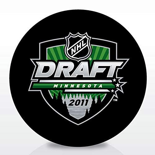 2011 NHL Draft Day Hockey Puck ()
