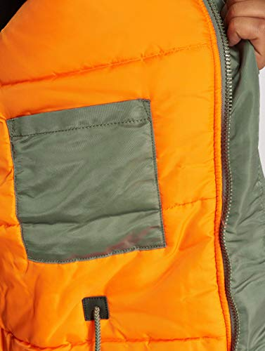 Alpha Manteau Homme Green Vintage Alpha Manteau q6CxSn5wEF