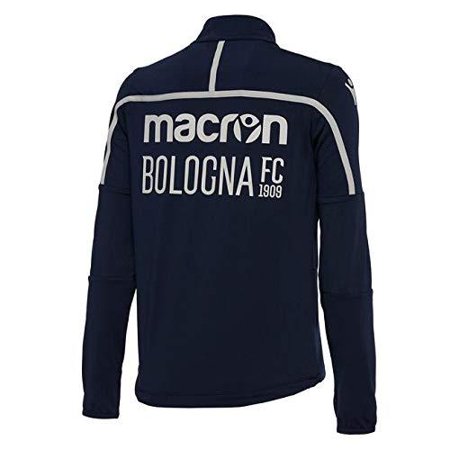Macron chándal de Entrenamiento Staff niño Bologna FC 2018/19 ...
