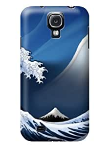 Coolest fashionable Logo case Top samsung galaxy s4 s4 TPU New Style Designer Cover