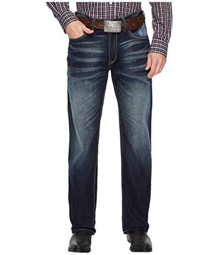 Ariat Men's M4 Low Rise Boot Cut Jean, Walker Durango, 30X36 Walker Denim