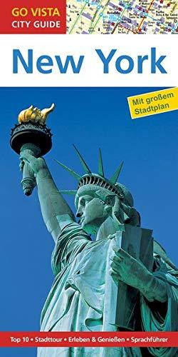 GO VISTA: Reiseführer New York: Mit Faltkarte und 3 Postkarten