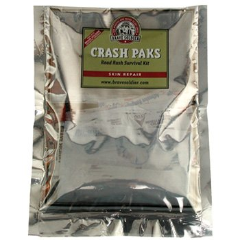 Brave Soldier Crash Paks - First Aid Healing Products (Treat Soldiers)