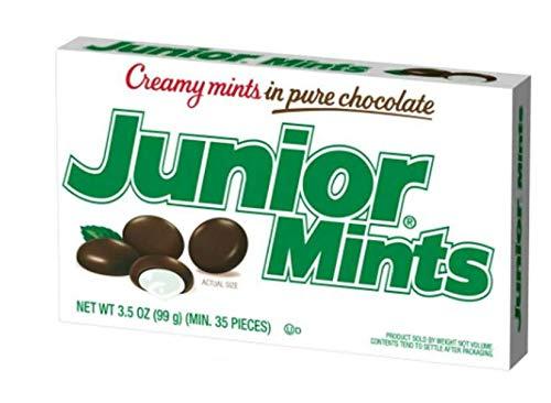 TOOTSIE JR MINTS THTR BOX - 3.50 OZ, pack of 1