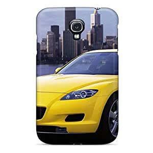 QmqSQmA95kPbcb Tpu Case Skin Protector For Galaxy S4 Yellow Rx 8 With Nice Appearance